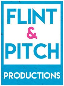 FLINT AND PITCH PRESENTS LOGO